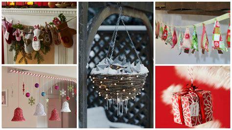 diy decorations 17 last minute inexpensive diy hanging decorations
