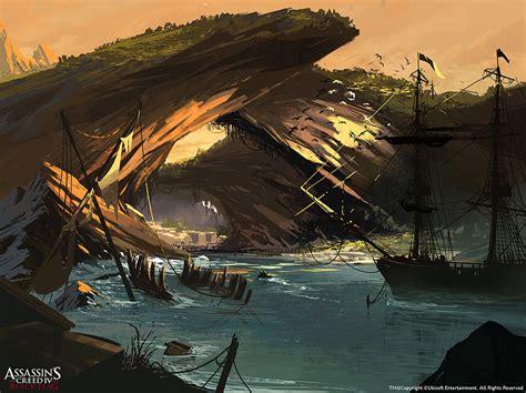 Image Assassins Creed Iv Black Flag Concept Art 12 By