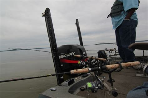Drift Boat Rod Holder by Crappie Wildcatting To Catch More Crappie