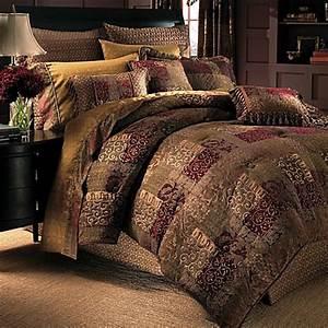 Croscill Galleria Oversized Comforter Set Bed Bath Beyond