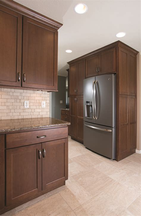 kitchen remodel in southwest sioux falls sd designed by