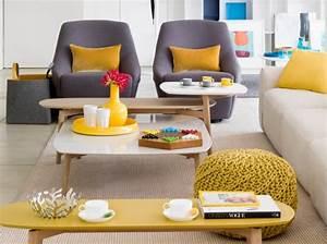Pouf Pour Salon : 15 id es de d coration pour avoir un magnifique salon cet t ~ Premium-room.com Idées de Décoration