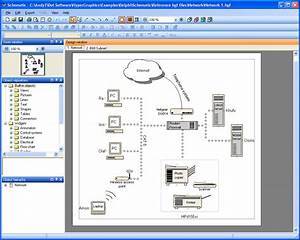 The Schematic Diagramming Tool By Dot Software Ltd