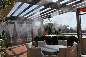 Brumisateur De Jardin : brumisateur de terrasse professionnel pour rafra chir en ~ Edinachiropracticcenter.com Idées de Décoration