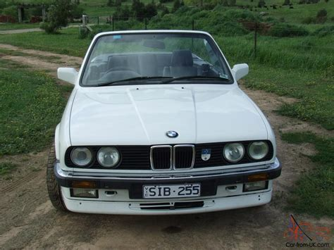 1988 Bmw 325i by 1988 Bmw 325i Convertible Top Condition