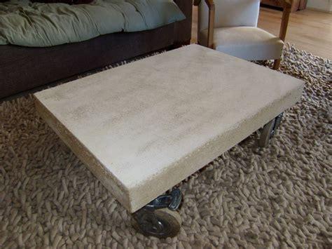 table basse recette du ciment et autres m 233 saventures la maison au fond de l impasse