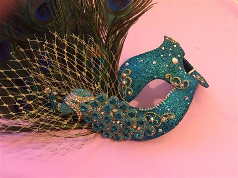 Creative Gold Peacock Large Wall Clock Metal Living Room: 17 Best Peacock Masquerade Masks Images On Pinterest