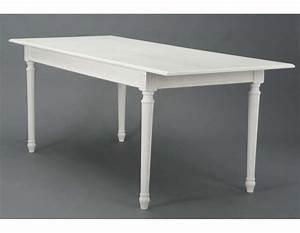 Table Blanche But : grande table blanche pas ch re 160 cm amadeus ~ Teatrodelosmanantiales.com Idées de Décoration