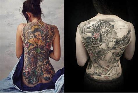 Tatouage Geisha, Une Touche De Sensualité Sur La Peau