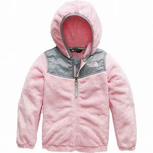 The North Face Oso Hooded Fleece Jacket Toddler Girls