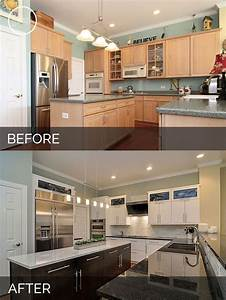 25+ best ideas about Before after kitchen on Pinterest