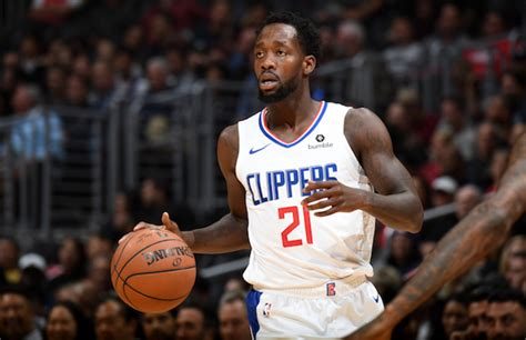 Designed for fantasy basketball players. Patrick Beverley Ejected for Throwing Ball at Fan Who Said 'F*ck Your Mom' | Complex