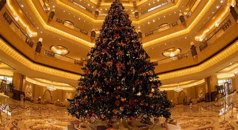 worlds  expensive christmas decorations luxury