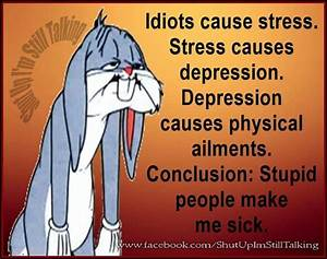 Stupid People... funny quotes quote jokes lol funny quote ...