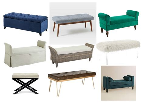 Roxanne Bedroom Bench by How To Choose The Best Bedroom Bench Simple Stylings