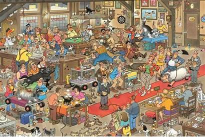 Haasteren Jigsaw Van Jan Puzzle Dog 1500
