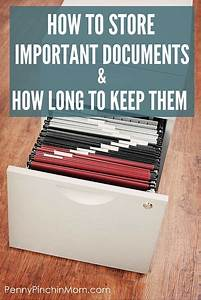 25 best ideas about organize important papers on With how to organize important documents at home