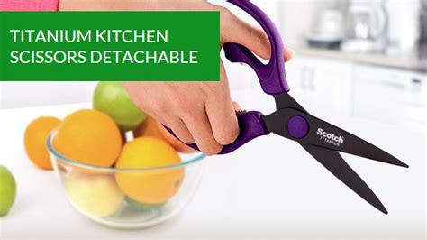 Scotch Kitchen Scissors by Scotch Kitchen Scissors Giveaway Ed Unloaded