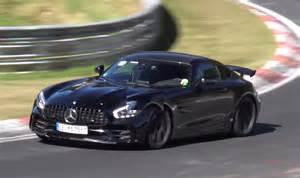 Mercedes R AMG GT Black