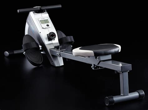 Skandika Regatta Oxford Pro Rowing Machine Foldable Lcd