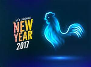 Rooster Neon Sign Stock Image