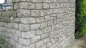 Mauer aus beton in steinoptik selber verkleiden terrassefc for Französischer balkon mit garten betonwand