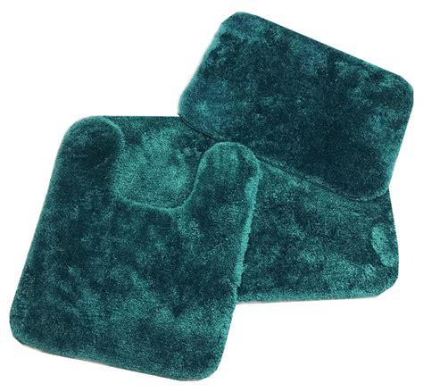 royale hunter green bath rug ensemble bedbathhomecom