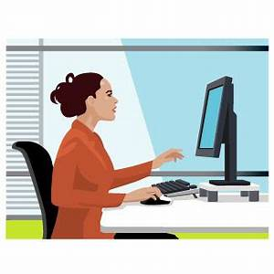 Women At Work Clipart - Clipart Suggest