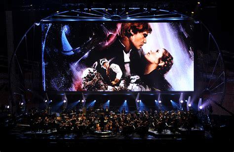 orchestra  perform stellar scores  star wars