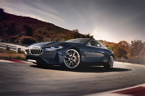 Bmw Concept 8 Series First Look