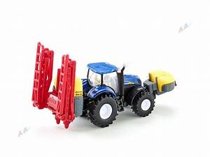 Siku Ferngesteuerter Traktor : siku 1799 traktor new holland t7070 z opryskiwaczem 1 87 ~ Jslefanu.com Haus und Dekorationen