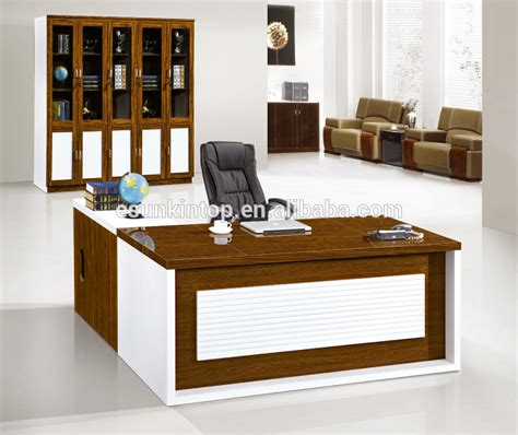 manager office table designs in wood office computer table design t6001 buy office table