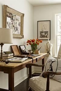 25, Farmhouse, Home, Office, Design, Ideas