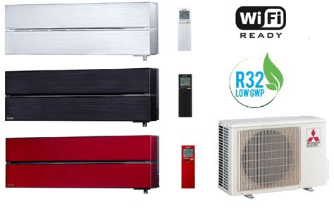 Mitsubishi Electric Systems by Mitsubishi Electric Msz Ln60vg Air Conditioner Heat