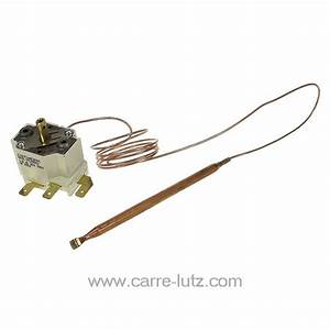 Thermostat Radiateur Electrique : thermostat de radiateur lectrique dcu pi ces d tach es ~ Edinachiropracticcenter.com Idées de Décoration