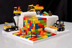 Novelty Lego Cake - CakeCentral com
