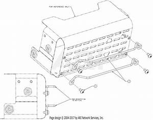 Mtd 13w878st031 Lt 4600  2016  Parts Diagram For Muffler Guard
