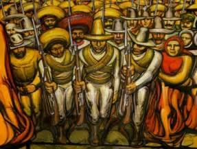 pinturas cuadros lienzos resumen historia del muralismo