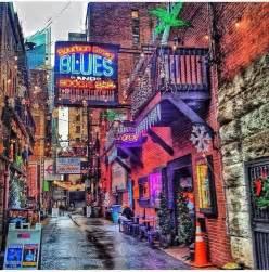 Printers Alley Nashville TN