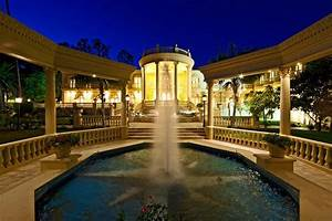 Chateau d'Or Residence in Bel Air, California, for sale