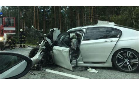 Smaga avārija notikusi uz Jūrmalas apvadceļa. Notikuma ...