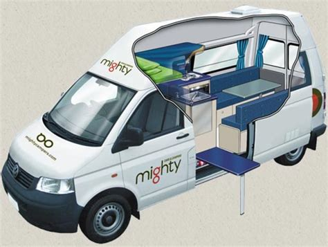 mighty campervans highball camper