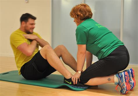 up test sit up fitness test