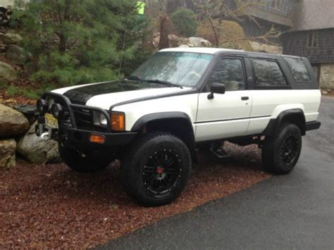 car engine manuals 1997 toyota 4runner seat position control buy used 1985 toyota 4runner 22r e manual in united states