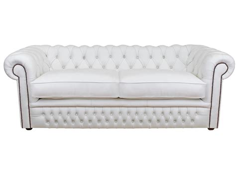white chesterfield sofa white chesterfield sofa chesterfield sofa upholstered in