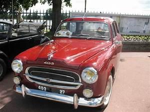 Peugeot La Fleche : peugeot 403 8 cv 1955 1966 autos crois es ~ Gottalentnigeria.com Avis de Voitures