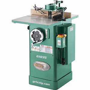 1-1/2 HP Shaper Grizzly Industrial