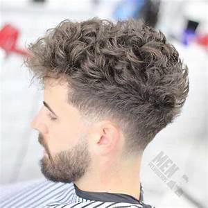 Coiffure Homme Bouclé : coiffure homme boucl coupe homme 2016 mi long ~ Melissatoandfro.com Idées de Décoration