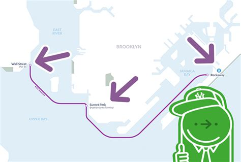 ferry lunchbox newest hello say nyc routes several starting months