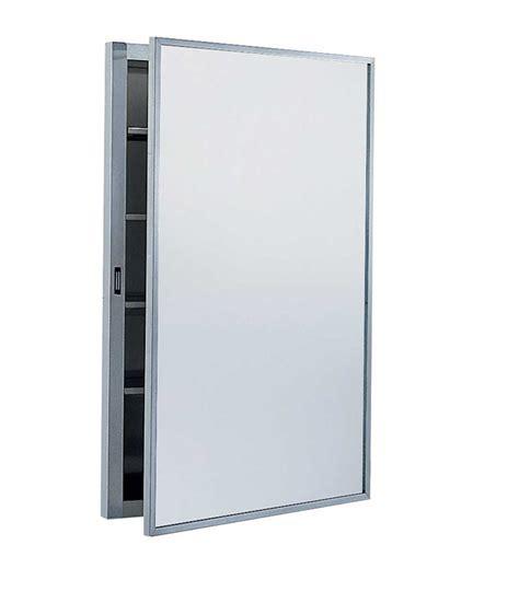 bathroom medicine cabinets recessed good recessed medicine cabinet no mirror homesfeed